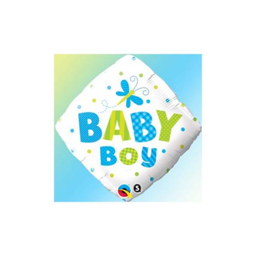 Ballons baby boy bv 18''
