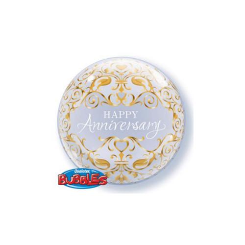 Ballons anniversary classic 22''