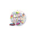 Ballons birthday cupcakes 22''
