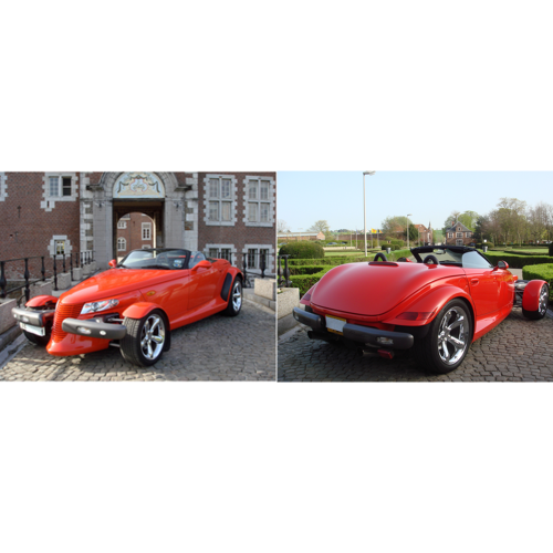 Plymouth Prowler Hot Rod