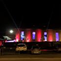 Eclairage façade extérieur led